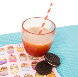 Cookies and Cream Milkshake  Visual Recipe And Comprehension Sheets: Pages 18