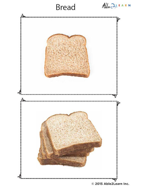 Food Flashcards Part 3  For ABLLS-R and VB-Mapp: Pages 16