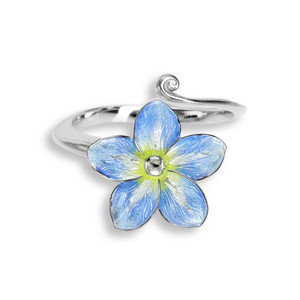 SS Forget Me Not Ring