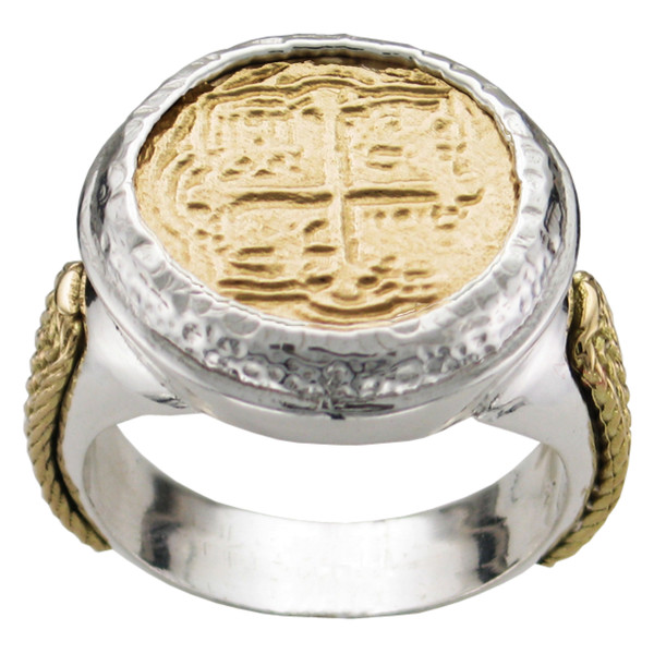 Shipwreck Atocha Coin Ring