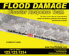 Flood Damage 02 EDDM Postcard