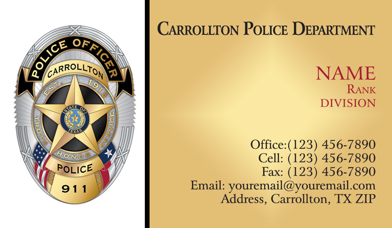 CAPD Business Card #3