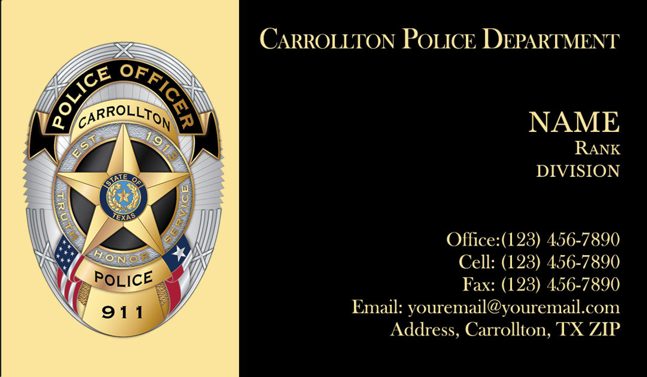CAPD Business Card #5