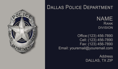 DPD Business Card #3