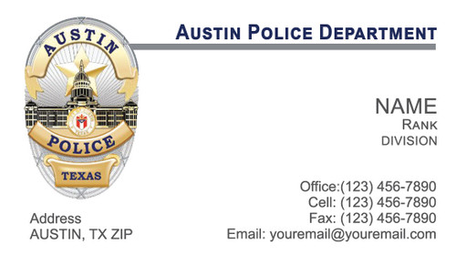 APD Business Card #2