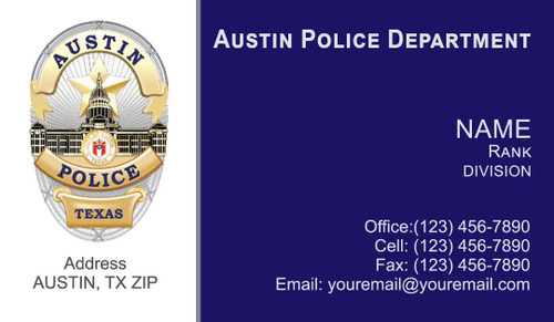 APD Business Card #3