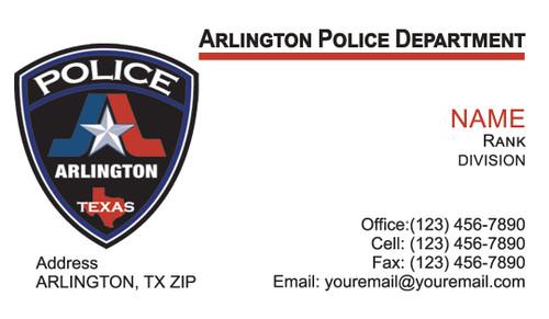 ARPD Business Card #1