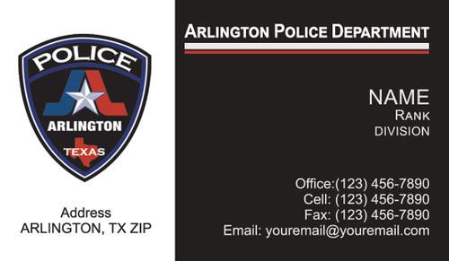 ARPD Business Card #3