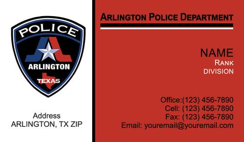 ARPD Business Card #4