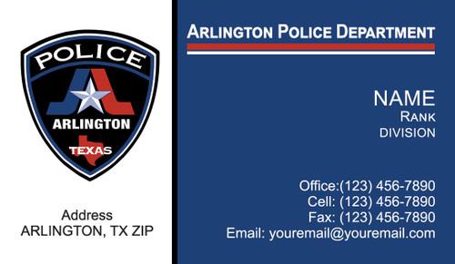 ARPD Business Card #5