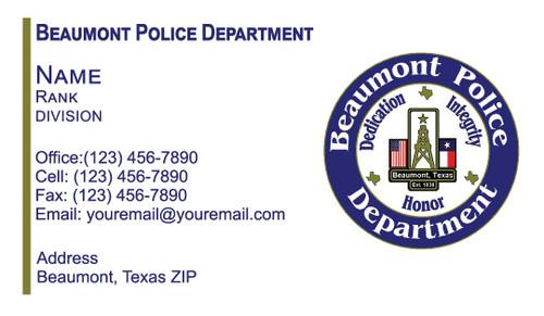 BPD Business Card #2