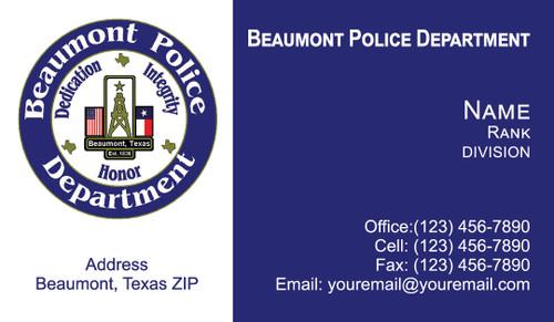 BPD Business Card #4