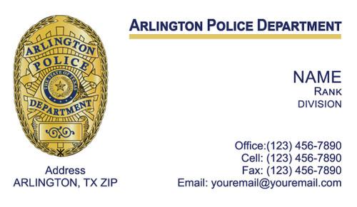 ARPD Business Card #6