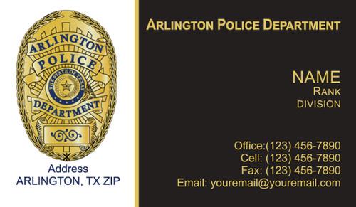 ARPD Business Card #8