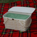 Peterboro Traditional Picnic Basket