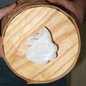 Peterboro Grocery Bag Dispenser Basket