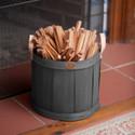 Peterboro Mantel Storage Basket