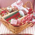 Peterboro Countertop Holiday Organizer with Handles
