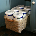 Peterboro Paper Towel Storage