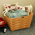 Peterboro Seaside Storage & Laundry Basket