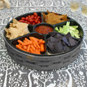 Peterboro Grand Buffet Lazy Susan