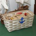 Peterboro Stowaway Storage Basket