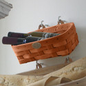 Peterboro Home Decor Regular Wall Storage Basket
