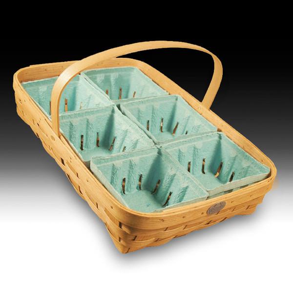Peterboro 6-Quart Farmer's  Basket