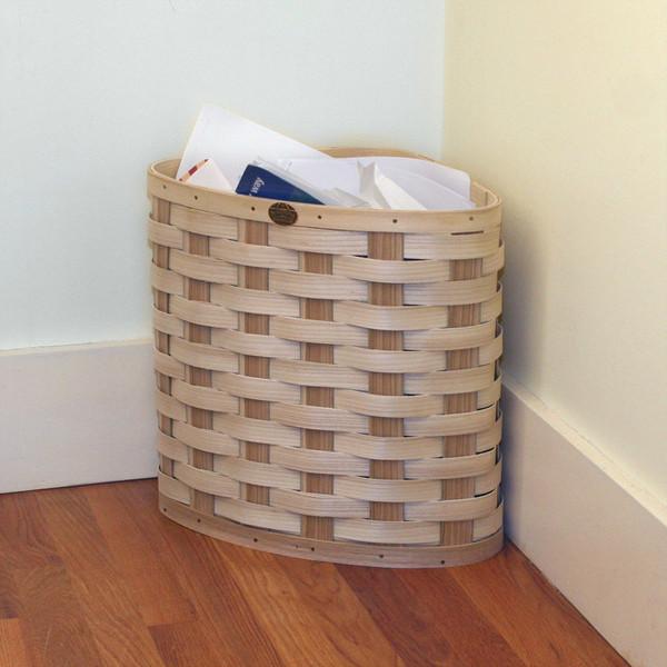 Peterboro Corner Waste And Personal Hamper