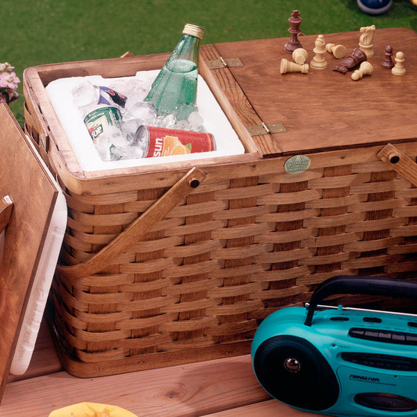 Peterboro Deluxe Picnic & Cooler Combo