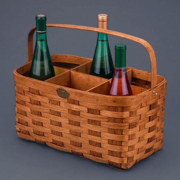 Peterboro Half Case Wine Tote
