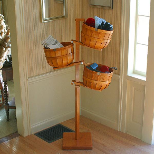 Peterboro Furniture Quality 3-Tier Storage