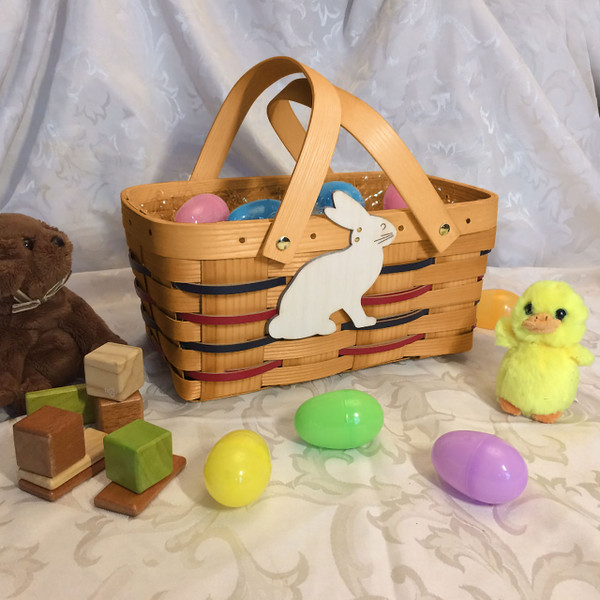 Peterboro Patriotic Easter Basket