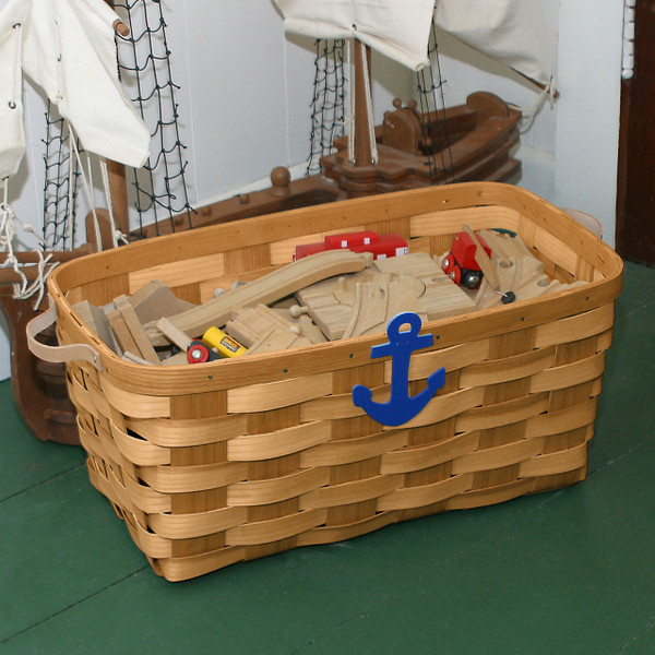 Peterboro Stowaway Storage Basket