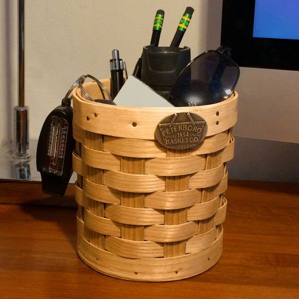 Peterboro Handy Desktop Storage Basket