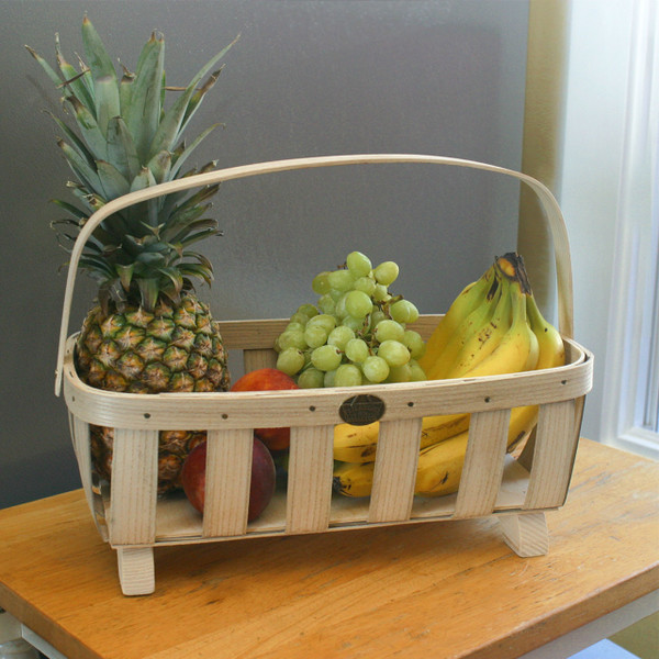 Peterboro Ventilated Trug Basket