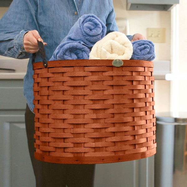 Furniture Quality Handcrafted Baskets. Laundry