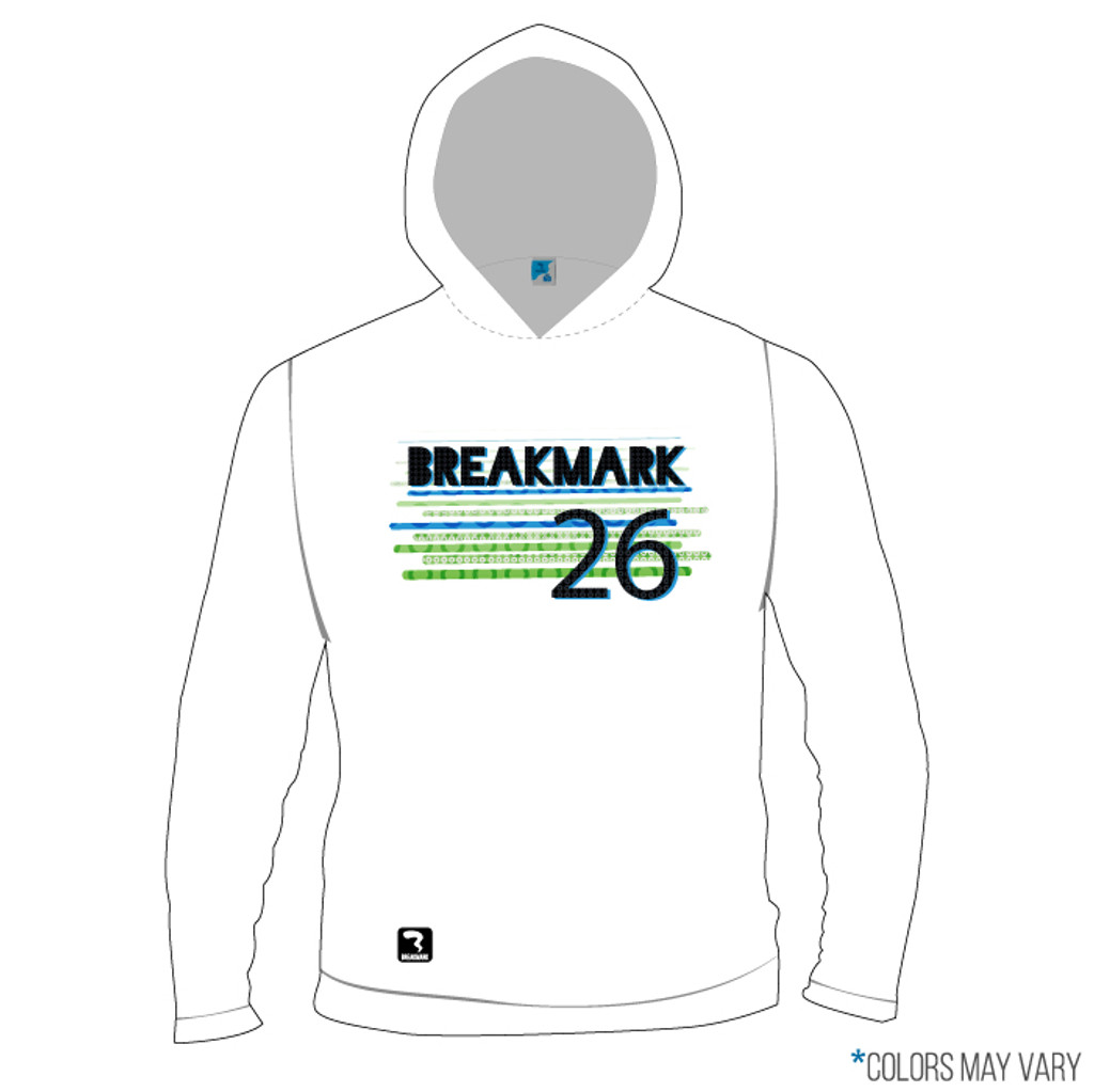 Breakmark Spot Sub Long Sleeve Hood Front