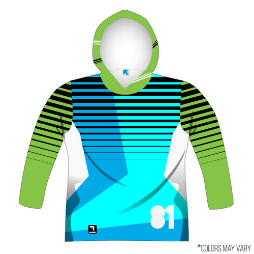 Breakmark Full Sub Long Sleeve with Hood Front