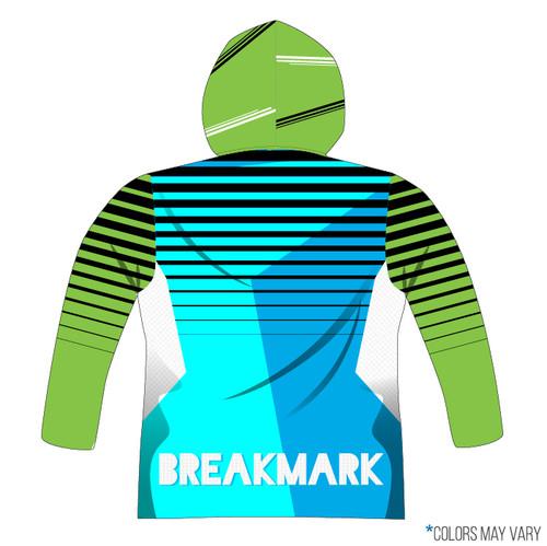 Breakmark Full Sub Long Sleeve with Hood Back