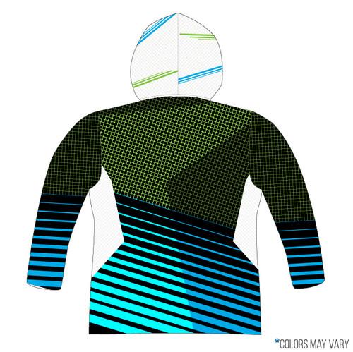 Breakmark Full Sub Long Sleeve Full Zip Hood Back with Optional Pockets