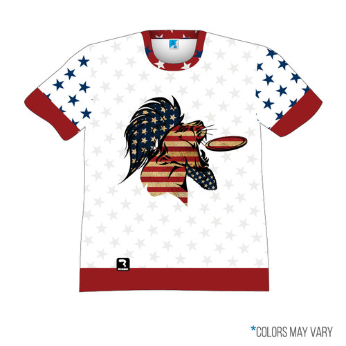 American Panther Short Sleeve Front