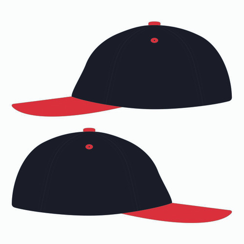 Sides of 90s Throwback Black/Red Design