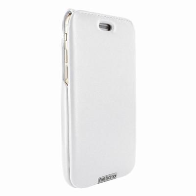 Piel Frama iPhone 6 Plus / 6S Plus / 7 Plus / 8 Plus UltraSliMagnum Leather Case - White