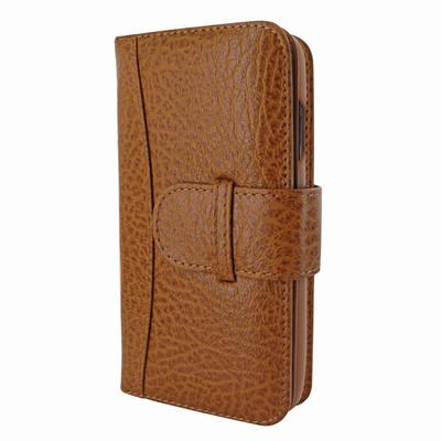 Piel Frama iPhone X WalletMagnum Leather Case - Tan iForte