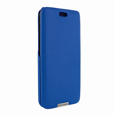 Piel Frama Samsung Galaxy S8 Plus iMagnum Leather Case - Blue