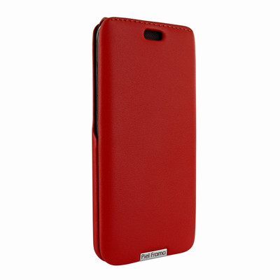 Piel Frama Samsung Galaxy S8 Plus iMagnum Leather Case - Red