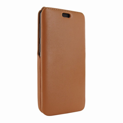 Piel Frama Samsung Galaxy S9 Plus iMagnum Leather Case - Tan