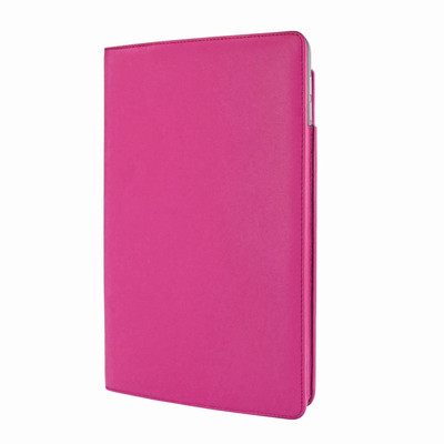 Piel Frama iPad Pro 12.9 2017 Cinema Leather Case - Fuchsia