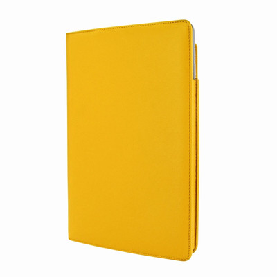 Piel Frama iPad Pro 12.9 2017 Cinema Leather Case - Yellow